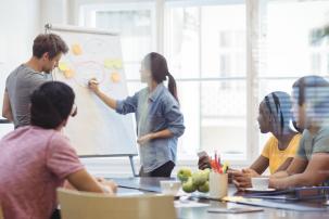 Hybride werken: je team sturen in de nieuwe werkcultuur