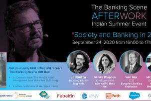 Afterwork Indian Summer Event: Society and Banking in 2030