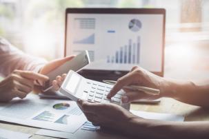 De knipperlichten in een kredietdossier